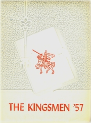 1957 Edition, Kings Park High School - Kingsmen Yearbook (Kings Park, NY)