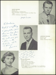 Page 17, 1958 Edition, Kings Park High School - Kingsmen Yearbook (Kings Park, NY) online yearbook collection