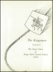 Page 5, 1958 Edition, Kings Park High School - Kingsmen Yearbook (Kings Park, NY) online yearbook collection