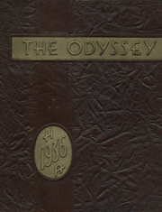 1936 Edition, Homer Central High School - Odyssey Yearbook (Homer, NY)
