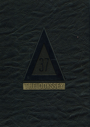 1937 Edition, Homer Central High School - Odyssey Yearbook (Homer, NY)