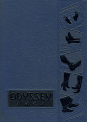 1942 Edition, Homer Central High School - Odyssey Yearbook (Homer, NY)