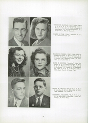 Page 12, 1946 Edition, Homer Central High School - Odyssey Yearbook (Homer, NY) online yearbook collection