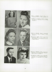 Page 14, 1946 Edition, Homer Central High School - Odyssey Yearbook (Homer, NY) online yearbook collection