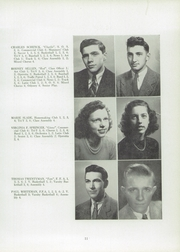 Page 15, 1946 Edition, Homer Central High School - Odyssey Yearbook (Homer, NY) online yearbook collection