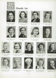 Page 8, 1946 Edition, Homer Central High School - Odyssey Yearbook (Homer, NY) online yearbook collection
