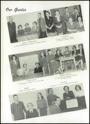 Page 10, 1952 Edition, Homer Central High School - Odyssey Yearbook (Homer, NY) online yearbook collection