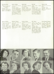 Page 15, 1952 Edition, Homer Central High School - Odyssey Yearbook (Homer, NY) online yearbook collection