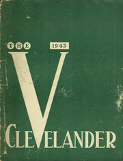 Page 1, 1943 Edition, Grover Cleveland High School - Clevelander Yearbook (Buffalo, NY) online yearbook collection