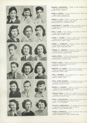 Page 14, 1943 Edition, Grover Cleveland High School - Clevelander Yearbook (Buffalo, NY) online yearbook collection
