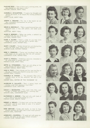 Page 17, 1943 Edition, Grover Cleveland High School - Clevelander Yearbook (Buffalo, NY) online yearbook collection