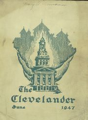 Grover Cleveland High School - Clevelander Yearbook (Buffalo, NY) online yearbook collection, 1947 Edition, Page 1