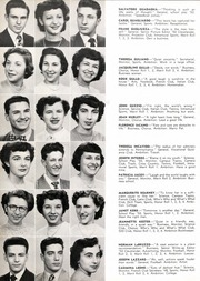 Page 18, 1950 Edition, Grover Cleveland High School - Clevelander Yearbook (Buffalo, NY) online yearbook collection