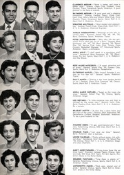Page 20, 1950 Edition, Grover Cleveland High School - Clevelander Yearbook (Buffalo, NY) online yearbook collection
