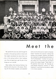 Page 28, 1950 Edition, Grover Cleveland High School - Clevelander Yearbook (Buffalo, NY) online yearbook collection