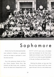 Page 30, 1950 Edition, Grover Cleveland High School - Clevelander Yearbook (Buffalo, NY) online yearbook collection
