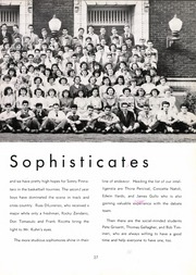 Page 31, 1950 Edition, Grover Cleveland High School - Clevelander Yearbook (Buffalo, NY) online yearbook collection