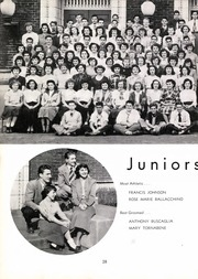 Page 32, 1950 Edition, Grover Cleveland High School - Clevelander Yearbook (Buffalo, NY) online yearbook collection
