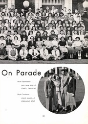 Page 33, 1950 Edition, Grover Cleveland High School - Clevelander Yearbook (Buffalo, NY) online yearbook collection
