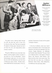 Page 34, 1950 Edition, Grover Cleveland High School - Clevelander Yearbook (Buffalo, NY) online yearbook collection