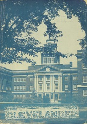 Grover Cleveland High School - Clevelander Yearbook (Buffalo, NY) online yearbook collection, 1952 Edition, Page 1