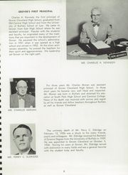 Page 11, 1956 Edition, Grover Cleveland High School - Clevelander Yearbook (Buffalo, NY) online yearbook collection