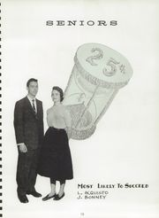 Page 15, 1956 Edition, Grover Cleveland High School - Clevelander Yearbook (Buffalo, NY) online yearbook collection