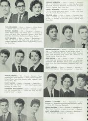 Page 16, 1956 Edition, Grover Cleveland High School - Clevelander Yearbook (Buffalo, NY) online yearbook collection