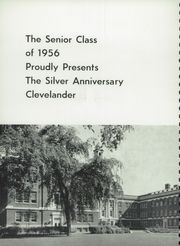 Page 4, 1956 Edition, Grover Cleveland High School - Clevelander Yearbook (Buffalo, NY) online yearbook collection