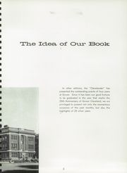 Page 5, 1956 Edition, Grover Cleveland High School - Clevelander Yearbook (Buffalo, NY) online yearbook collection