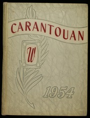 Page 1, 1954 Edition, Waverly High School - Carantouan Yearbook (Waverly, NY) online yearbook collection
