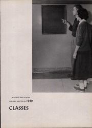 Page 15, 1954 Edition, Waverly High School - Carantouan Yearbook (Waverly, NY) online yearbook collection