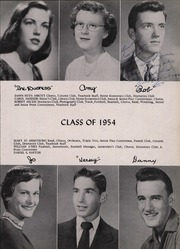 Page 17, 1954 Edition, Waverly High School - Carantouan Yearbook (Waverly, NY) online yearbook collection