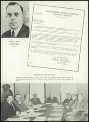 Page 12, 1955 Edition, Ogdensburg Free Academy - Devilog Yearbook (Ogdensburg, NY) online yearbook collection