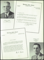 Page 13, 1955 Edition, Ogdensburg Free Academy - Devilog Yearbook (Ogdensburg, NY) online yearbook collection