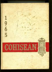 1965 Edition, Cohoes High School - Cohisean Yearbook (Cohoes, NY)