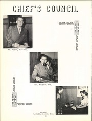 Page 14, 1952 Edition, Victor High School - Bagel Yearbook (Victor, NY) online yearbook collection