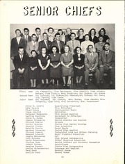 Page 16, 1952 Edition, Victor High School - Bagel Yearbook (Victor, NY) online yearbook collection