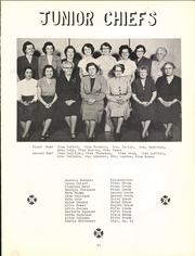 Page 17, 1952 Edition, Victor High School - Bagel Yearbook (Victor, NY) online yearbook collection