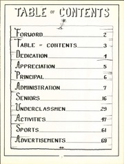 Page 9, 1952 Edition, Victor High School - Bagel Yearbook (Victor, NY) online yearbook collection
