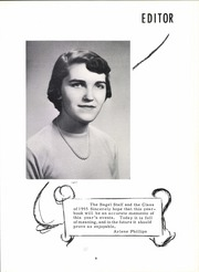Page 13, 1955 Edition, Victor High School - Bagel Yearbook (Victor, NY) online yearbook collection