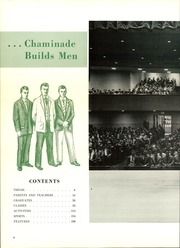 Page 10, 1956 Edition, Chaminade High School - Crimson and Gold Yearbook (Mineola, NY) online yearbook collection