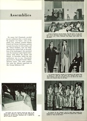 Page 147, 1956 Edition, Chaminade High School - Crimson and Gold Yearbook (Mineola, NY) online yearbook collection