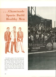 Page 160, 1956 Edition, Chaminade High School - Crimson and Gold Yearbook (Mineola, NY) online yearbook collection