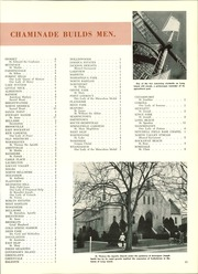 Page 17, 1956 Edition, Chaminade High School - Crimson and Gold Yearbook (Mineola, NY) online yearbook collection