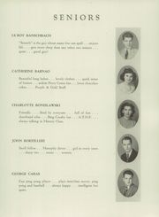 Page 11, 1945 Edition, Oyster Bay High School - Oysterette Yearbook (Oyster Bay, NY) online yearbook collection