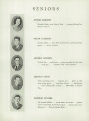 Page 12, 1945 Edition, Oyster Bay High School - Oysterette Yearbook (Oyster Bay, NY) online yearbook collection