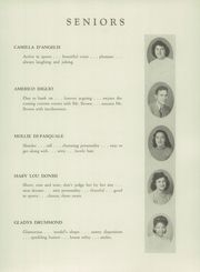 Page 13, 1945 Edition, Oyster Bay High School - Oysterette Yearbook (Oyster Bay, NY) online yearbook collection