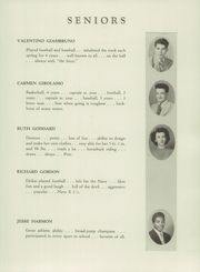 Page 15, 1945 Edition, Oyster Bay High School - Oysterette Yearbook (Oyster Bay, NY) online yearbook collection