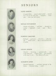 Page 16, 1945 Edition, Oyster Bay High School - Oysterette Yearbook (Oyster Bay, NY) online yearbook collection